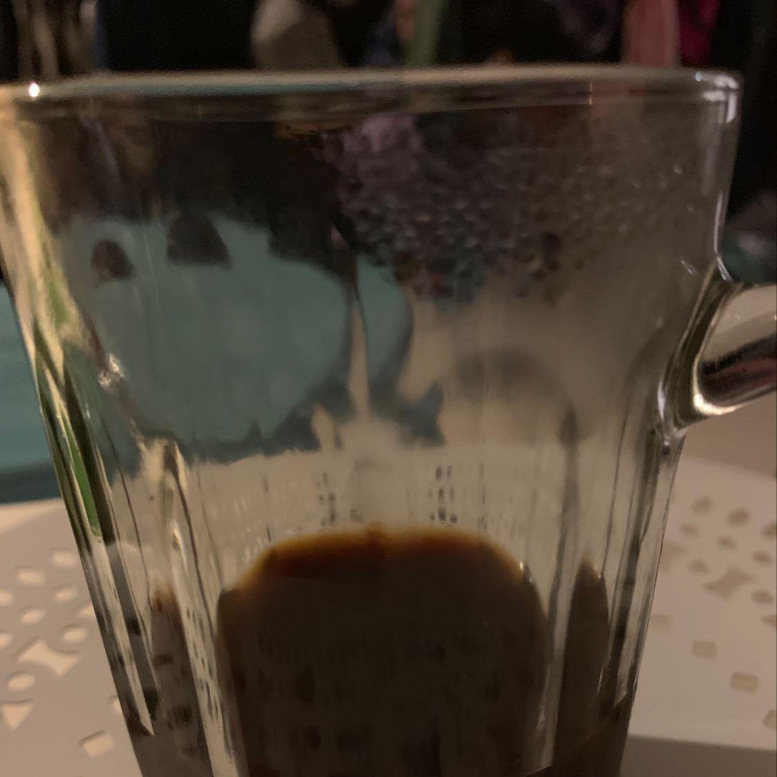 Ini kopi saya hari ini. Mana foto kopi Anda? Ayo kirim melalui aplikasi kesayangan kita ini..