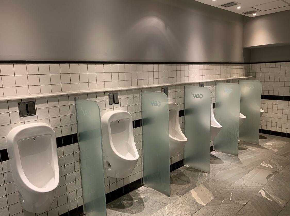Toilet di CGV Cinema Central Park juga bersih.