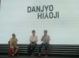 Talkshow Danang Maulana salah satu founder Danjyo Hiyoji, cerita suksesnya menginspirasi.