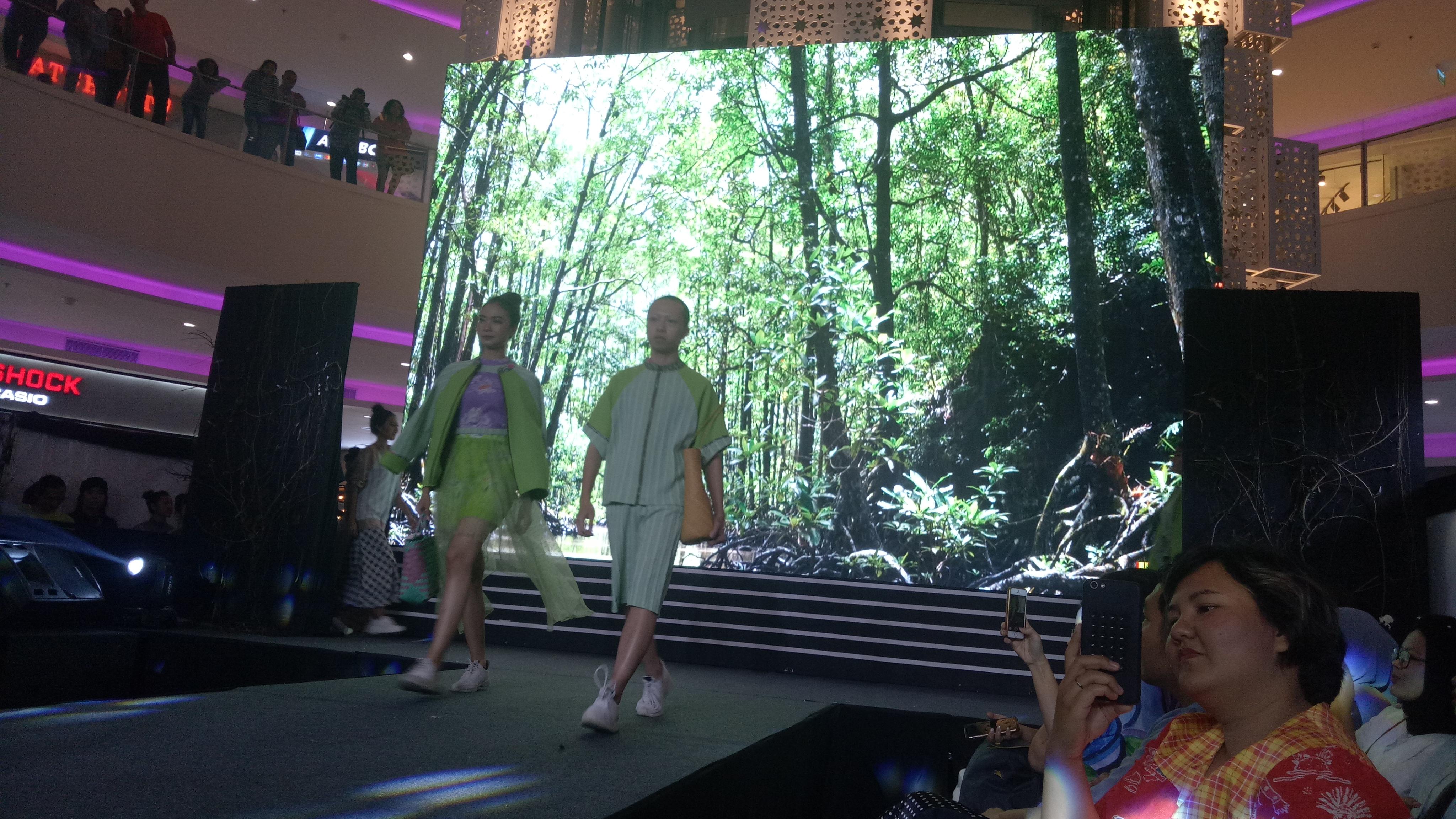 Badui's Project karya desainer sekaligus dosen di Polimedia Iwan Amir.